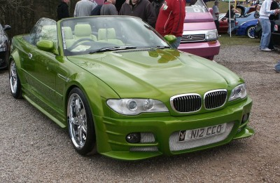BMW 3 Series Convertible: click to zoom picture.