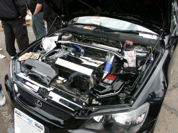 Lexus IS200 Supercharged