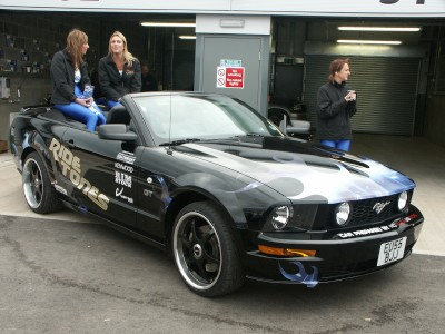 Mustang Modified: click to zoom picture.
