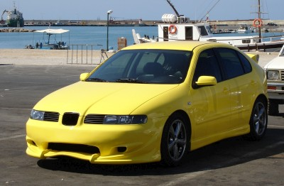 SEAT Bodykit: click to zoom picture.