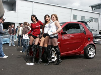 Smart Car Modified: click to zoom picture.