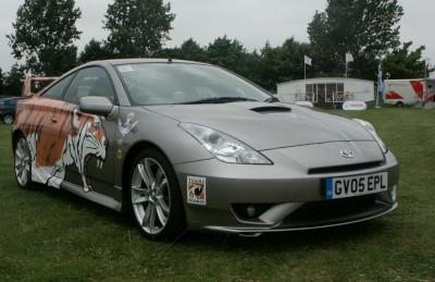 Toyota Celica Gen 7 Tiger: click to zoom picture.
