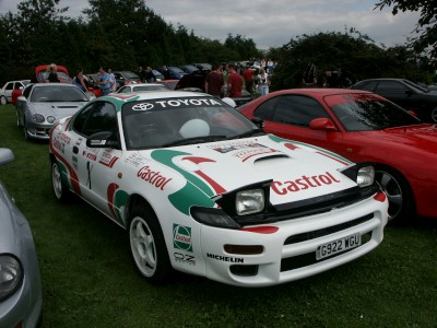 Toyota Celica ST185 RC Graphics: click to zoom picture.