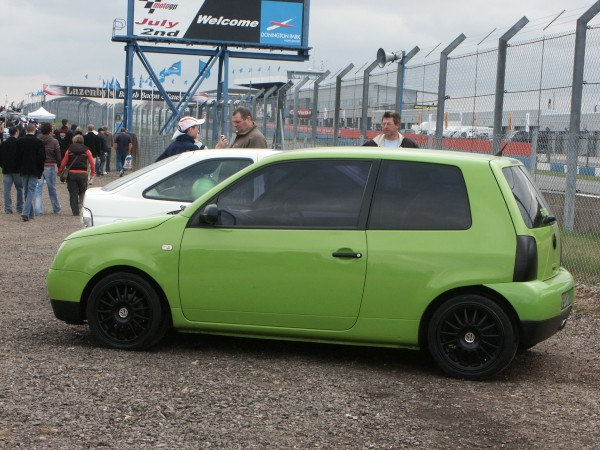 Vauxhall Lupo Modified