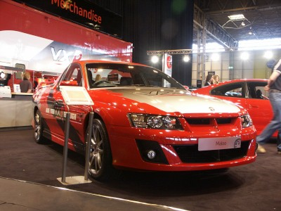 Vauxhall Maloo: click to zoom picture.